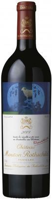 Вино красное сухое «Chateau Mouton Rothschild Pauillac Premier Grand Cru Classe, 1.5 л» 2008 г.