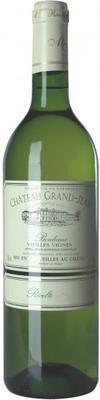Вино белое сухое «Chateau Grand-Jean Vieilles Vignes» 2014 г.