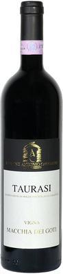 Вино красное сухое «Taurasi Vigna Macchia dei Goti» 2012 г.