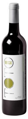 Вино белое сухое «Мускат»
