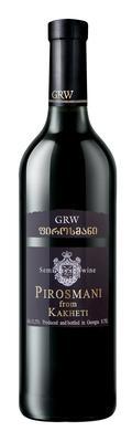 Вино столовое красное полусухое «Georgian Royal Wines (GRW) Pirosmani»