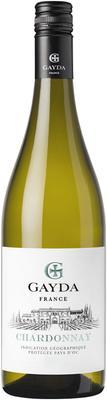 Вино белое сухое «Gayda Chardonnay»