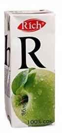Сок «Rich Яблоко, 0.2 л»