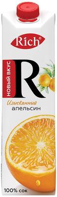 Сок «Rich Апельсин, 1 л»