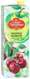 Сок «Сады Придонья Яблоко-Вишня, 1.5 л»