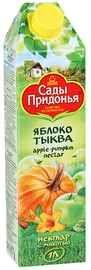 Сок «Сады Придонья Яблоко Тыква» нектар