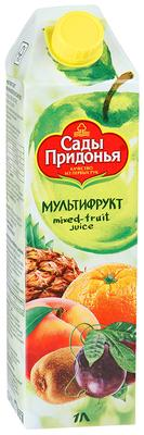 Сок «Сады Придонья Мультифрукт, 1 л»