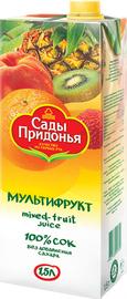 Сок «Сады Придонья Мультифрукт, 1.5 л»