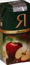 Сок «Я яблоко, 0.2 л»