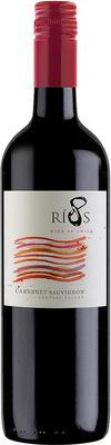 Вино красное полусухое «8 Rios Cabernet Sauvignon» 2016 г.