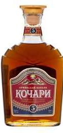 Коньяк армянский «Кочари 5 звезд»