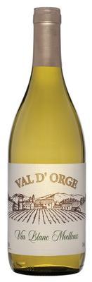 Вино белое полусладкое «Val d`Orge»