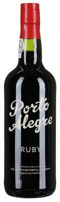Вино ликерное выдержанное красное сладкое «Porto Alegre Ruby red sweet»