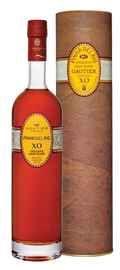 Коньяк французский  «Maison Gautier Cognac XO PINAR DEL RIO» в тубе