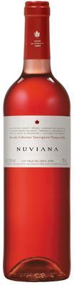 Вино розовое сухое «Nuviana Rosado» 2016 г.