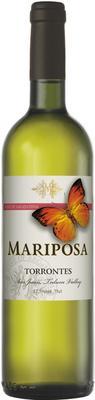 Вино белое сухое «Mariposa Torrontes» 2016 г.