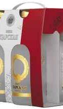 Водка «Царская Золотая» набор из 4 бутылок водки