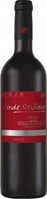 Вино красное сухое «Conde Otinano Tinto» 2016 г.
