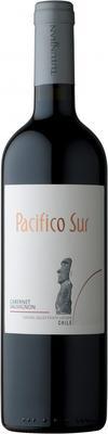Вино красное сухое «Pacifico Sur Cabernet Sauvignon» 2016 г.
