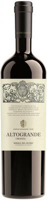 Вино красное сухое «Altogrande Crianza Ribera del Duero» 2013 г.