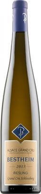 Вино белое сухое «Alsace Grand Cru Bestheim Schlossberg Riesling» 2015 г.