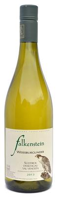 Вино белое сухое «Sudtirol Weissburgunder» 2014 г.