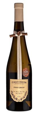 Вино белое сухое «Italo Cescon Pinot Grigio, 0.375 л» 2013 г.