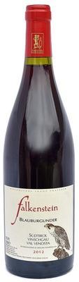 Вино красное сухое «Sudtirol Blauburgunder» 2013 г.