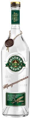 Водка «Зеленая Марка Традиционная рецептура»