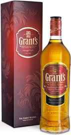 Виски шотландский «Grant's Family Reserve» в подарочной упаковке