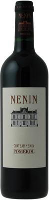 Вино красное сухое «Chateau Nenin» 2014 г.