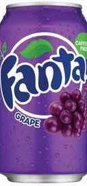 Газированный напиток «Fanta Grape» США
