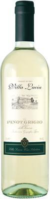 Вино белое сухое «Villa Lucia Pinot Grigio» 2016 г.