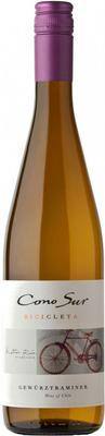 Вино белое сухое «Cono Sur Gewurztraminer» 2016 г.