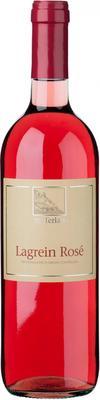 Вино розовое сухое «Lagrein Rose» 2016 г.