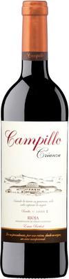 Вино красное сухое «Campillo Crianza» 2014 г.
