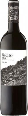 Вино красное сухое «Finca 10 Crianza» 2014 г.
