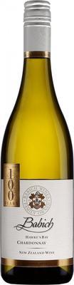 Вино белое сухое «Babich Hawke's Bay Chardonnay» 2016 г.