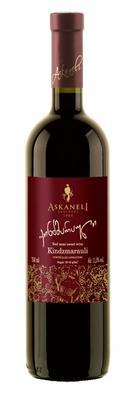 Вино красное полусладкое «Братья Асканели Киндзмараули» 2016 г.