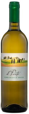 Вино столовое белое сухое «Il Pareto»