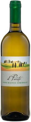 Вино столовое белое полусладкое «Il Pareto»