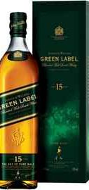 Виски шотландский «Johnnie Walker Pure Malt Green Label»