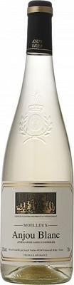 Вино белое полусладкое «Anjou Blanc» 2014 г.