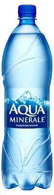 Вода газированная  «Аква Минерале, 2 л» пластик
