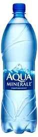 Вода газированная  «Аква Минерале, 1.25 л» пластик