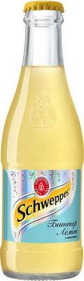 Газированный напиток «Schweppes Bitter Lemon, 0.25 л» в стекле