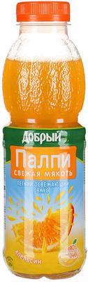 Сок «Pulpy  Апельсин, 0.45 л»