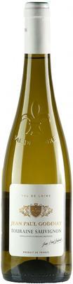 Вино белое сухое «Jean-Paul Godinat Sauvignon Touraine»