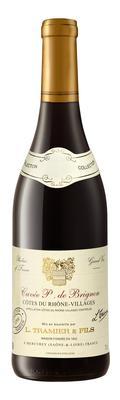 Вино красное сухое «Cotes du Rhone-Villages»