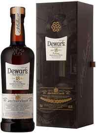 Виски шотландский «Dewar's Founder's Reserve» в подарочной упаковке